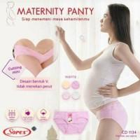 CD Sorex Hamil 1134 Celana Dalam Wanita Sepinggul Mini Cut All Size