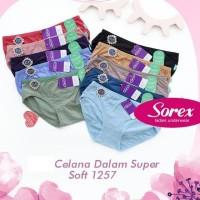 Celana Dalam Wanita Sorex 1257 Original | Harga termurah | Daleman