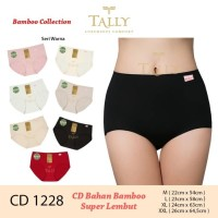 CD TALLY 1228 Celana Dalam Polos bahan Katun Murah Halus
