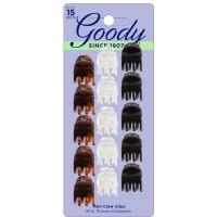 Goody classics 1942489/ 80473 micro mini claw clip 15ct