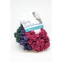 Goody 04435 scrunchie medium loop ribbon