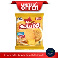 [LIMITED OFFER] KLOP SALUTO Cheese 19g
