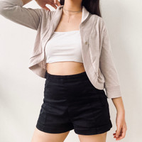 Cardigan Wanita Outer Atasan Luaran Warna All Size Branded Ori Thrift - AA09