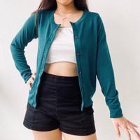 Cardigan Outer Wanita All Size Branded Zara H&M Original Luaran Thrift - AA01
