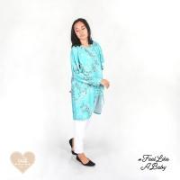 CUIT Dress Hamil Menyusui / Tunik - Minori TOSCA