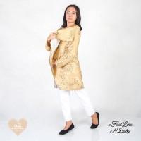 CUIT Dress Hamil Menyusui / Tunik - Minori Khaky