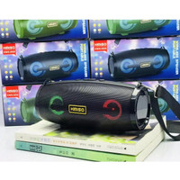 Speaker Bluetooth Led Portable Wireless Speker KIMISO KMS-222 KMS 222