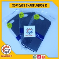 Case Sharp Aquos R SHV39 Softcase SHV 39 Cover Casing Termurah
