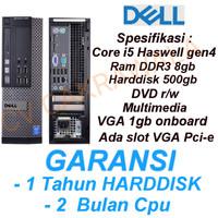 Cpu dell core i5 haswell ram 8gb 500 Optiplex 7020/9020 Sff original