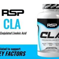 - NEW - RSP CLA 180 Soft Gels Fat Burner