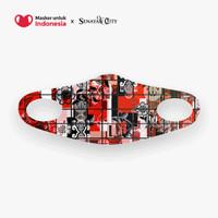Rinda Salmun x Masker Untuk Indonesia