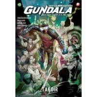 (BARU) Buku Koloni Gundala : The Official Movie Adaptation . Takdir