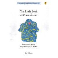[Buku] The Little Book Of Contentment - Leo Babauta
