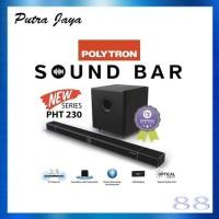 POLYTRON SOUNDBAR PHT-230 NEW SERIES - Khusus Luar Daerah