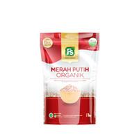 FS Beras Merah Putih Organik 1 kg