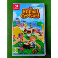 Animal Crossing New Horizon - ACNH (Kaset Fisik Nintendo Switch)