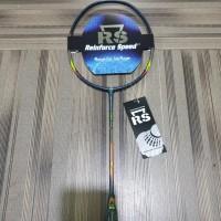 Raket Badminton Iso Power 888 evo bonus tas kaos senar lengkap