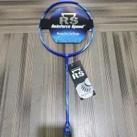 Raket Badminton Iso Power 666 evo bonus tas kaos senar lengkap