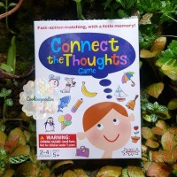Connect The Thoughts & Match Kids Memory Card Game