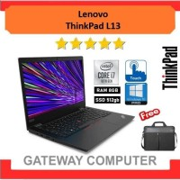 Lenovo ThinkPad L13 Touch - Core i7 10510 8GB 512SSD Windows 10 PRO