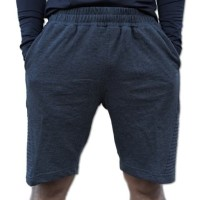Celana Training Specs Arc Leisure Shorts (M) Black 2Tone 904485 Ori