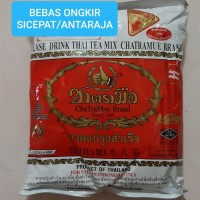 Thai Tea Mix Refill Number One/Chatramue Brand 400 gr