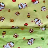 2 bedong selimut bayi (satu paket)