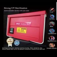 UVC Box sterilizer kotak sterilisasi ultraviolet box sterilizer UV