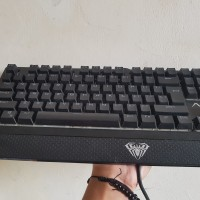 Mechanical Keyboard Aula Wings Of Liberty Plus RGB 2nd Berkualitas