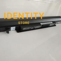 Batre Battery Baterai Laptop Asus K56 Black K56 A32-K56 A41-K56 A42-K5