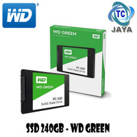 WD Green SSD 240GB Sata 3 - WDC Green 240 GB 2.5""
