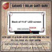 LCD LED 11.6 SLIM ACER ASPIRE ONE V5-132 V5-132-2852 V5-132P 30PIN