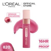 L'Oreal Paris Liquid Matte Lipstick Infallibe Les Macarons - 820