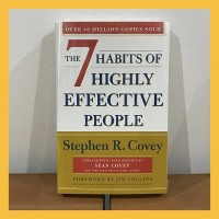 Buku Import The 7 Habits of Highly Effective People (Original & New)