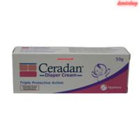 Ceradan Diaper Cream 50g Krim Ruam Popok / Iritasi Kulit / Atopik