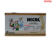 Hical / Kalsium untuk Ibu Hamil Menyusui & Lansia