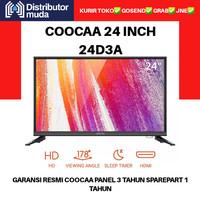 Coocaa LED TV 24 Inch IPS 24D3A Garansi Resmi