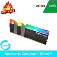 RAM TOUGHRAM RGB BLACK 16GB (2x8GB) DDR4 3600MHZ