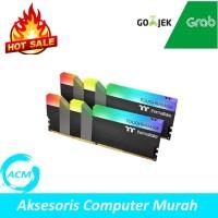 TOUGHRAM RGB BLACK 16GB (2x8GB) DDR4 3200MHZ
