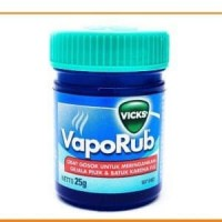 vicks vaporub 25gr