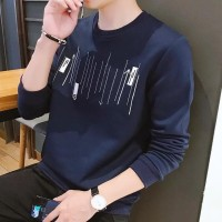 Atasan Baju Kaos Mido Lengan Panjang Cowok Pria Premium Murah Fashion