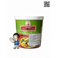 Mae Ploy Green Curry Paste- Bumbu Kari Hijau 400 g