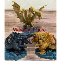 Godzilla Ghidorah The Movie Action Figure Medium Size