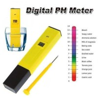 PH Meter Tester Alat Ukur Kadar Asam Basa Air Digital