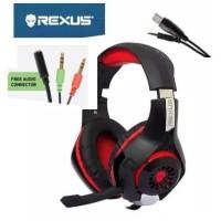 Headset Gaming RGB Rexus F55