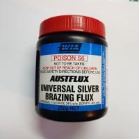 AUSTFLUX UNIVERSAL SILVER BRAZING FLUX POISON S6