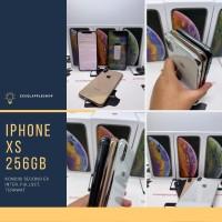 iphone xs 256gb dual sim single on second fullset mulus