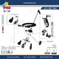 Ezzy Stroller S-06 (Putih) PMB