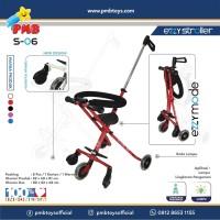 Ezzy Stroller S-06 (Merah) PMB