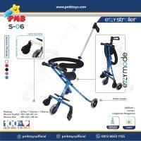 Ezzy Stroller S-06 (Biru) PMB